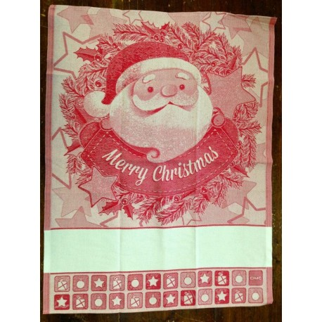 Cloth Santa Claus with. Red
