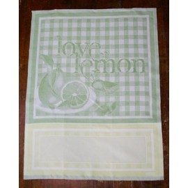 Cloth-Love-Lemon col. Green