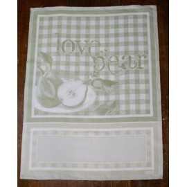 Cloth Love Pear col. Green