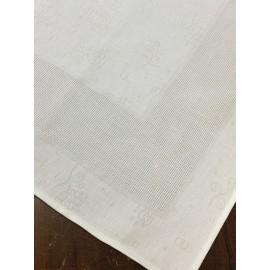 Tovaglietta Naori 90X90 bianco