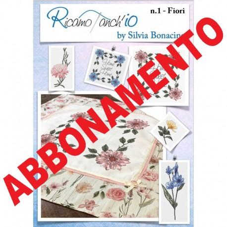 Abbonamento Libro Ricamoanchio 2018/2019