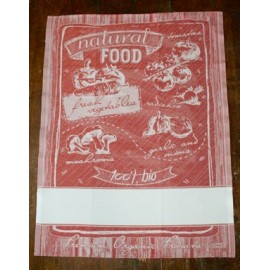 Cloth Natural Food with. Brick
