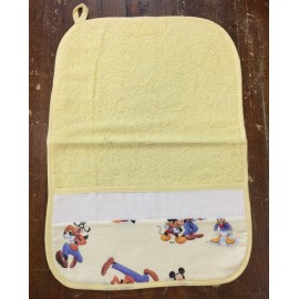 Towel nursery blue