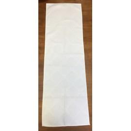 Striscia centrotavola 120X40 bianco