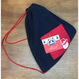 Bag portadoni fleece baby