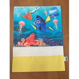 Bag kindergarten drawing Dory