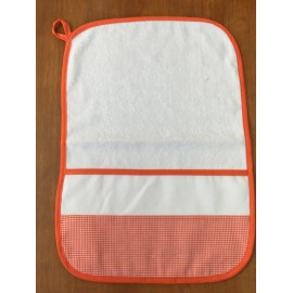 Towel kindergarten yellow