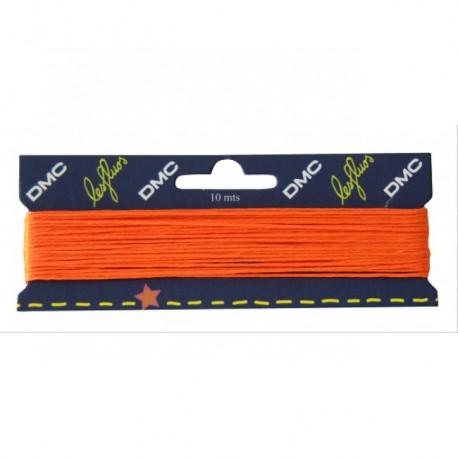Light effect moulinè fluo arancio