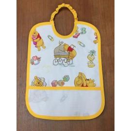 Bavaglia asilo spugna con Winnie The Pooh