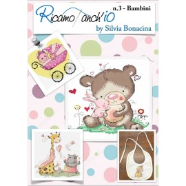 Libro Ricamoanchio n.3 - Bambini