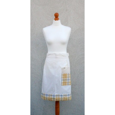 Apron life scottish yellow