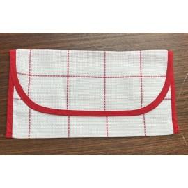 Envelope Aida Red Paintings