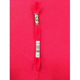 Tela aida 55 fori - color rossa