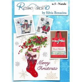 Libro Ricamoanchio n.5 - Natale