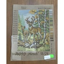 Canvas 18x24, art. 76090 Deer