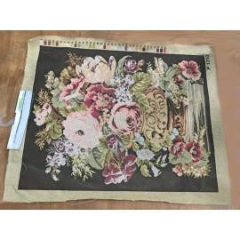 Plot 62,5x78 art. P1310 Vase of flowers