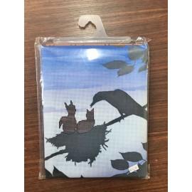 Canvas 3D Birds 22x28 art. HD1103