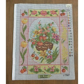 Tea TOWEL 1/2 P. 30x40 J 7507 Spring