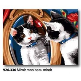Cloth Miroir mon beau miroir art. 926.330