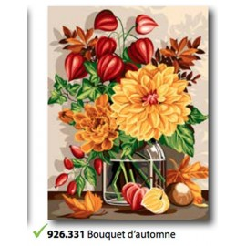 Cloth Bouquet d'automne art. 926.331