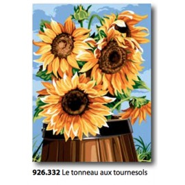 Towel The tonneau aux tournesols art. 926.332