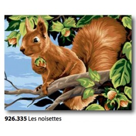 Cloth Les noisettes art. 926.335