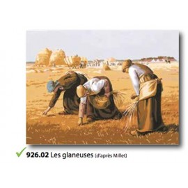 Canvas Les glaneuses art. 926.02