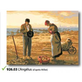 Canovaccio L'Angélus art. 926.03