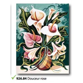 Cloth Douceur rose art. 926.84