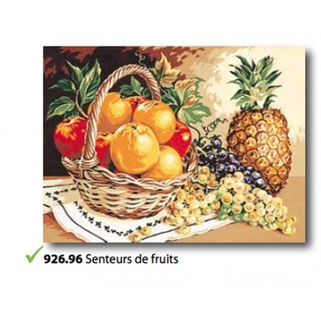 Canovaccio Senteurs de fruits art. 926.96