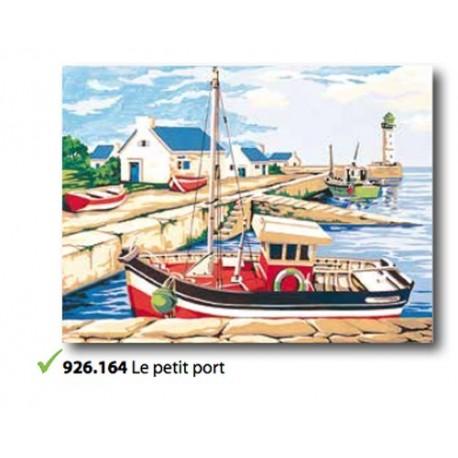 Canovaccio Le petit port art. 926.164