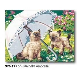Canovaccio Sous la belle ombrelle art. 926.175