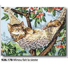 Cloth Minou fait la siestas art. 926.178