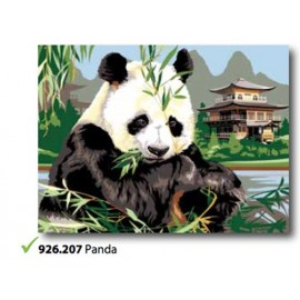Canvas Panda art. 926.207