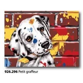 Canvas Petit graffeur art. 926.296