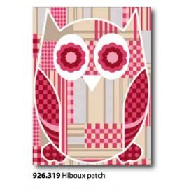 Cloth Hiboux patch art. 926.319