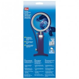Magnifying glass neck
