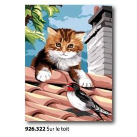 Canovaccio Sur le toit art. 926.322
