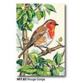Canvas Rouge Gorge art. 907.82