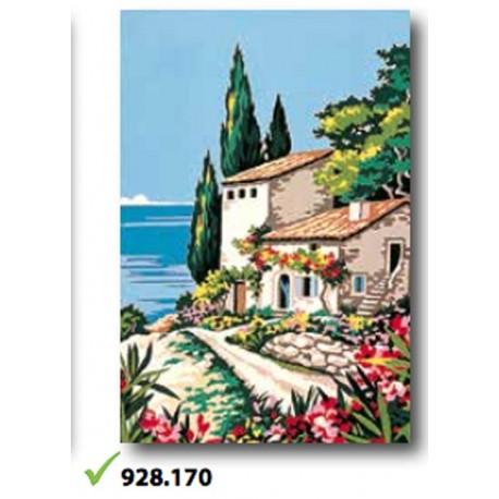 Canvas art. 928.170