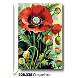 Canovaccio Coquelicot art. 928.338