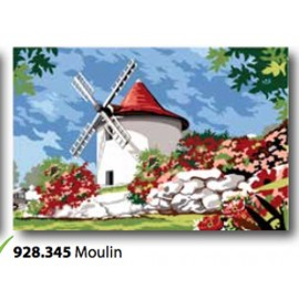 Tea towel Moulin art. 928.345