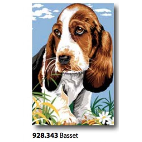 Canovaccio Basset art. 928.343