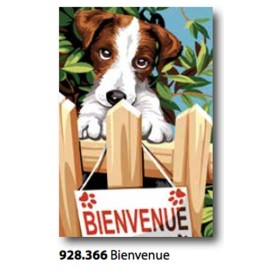 Cloth Bienvenue art. 928.366