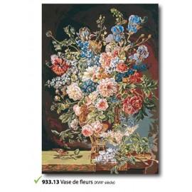 Canovaccio Vase de fleurs art. 933.13
