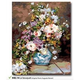 Canovaccio Le bouquet art. 940.14