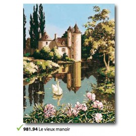Plot The vieux manoir art. 981.94