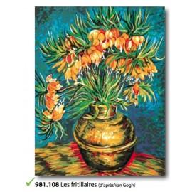 Cloth Les fritillaires art. 981.108