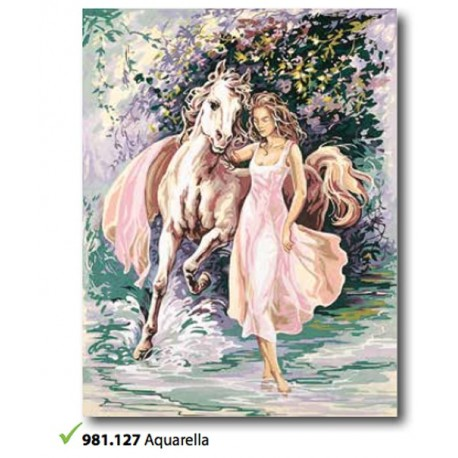 Canovaccio Aquarella art. 981.127