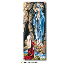 Cloth Lourdes art. 950.15